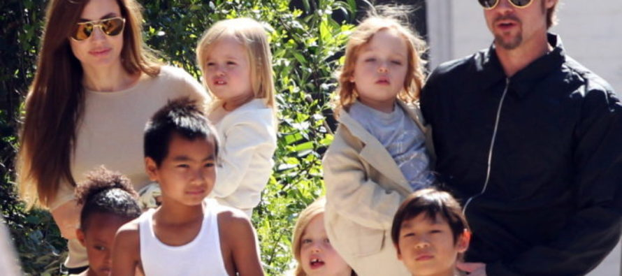 Angelina Jolie Files For DIVORCE From Brad Pitt – For Reasons You Wouldn't Have Guessed [VIDEO]