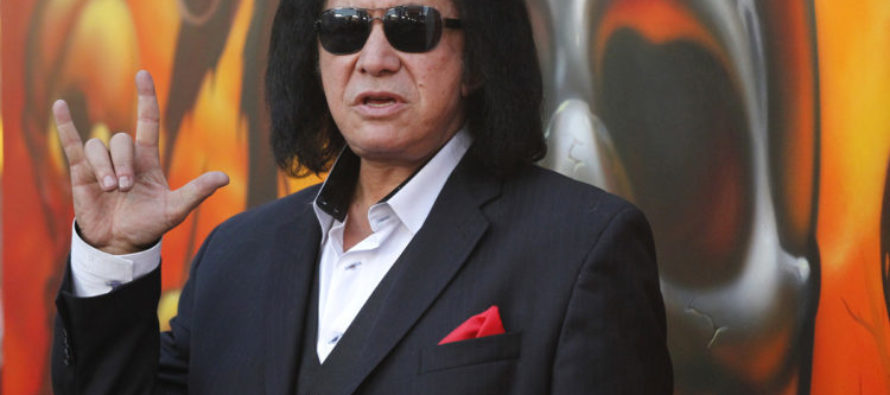 "KISS' Gene Simmons: ""You Want to Win the War on Terror? Profile Everyone, Profile ME!"" [VIDEO]"