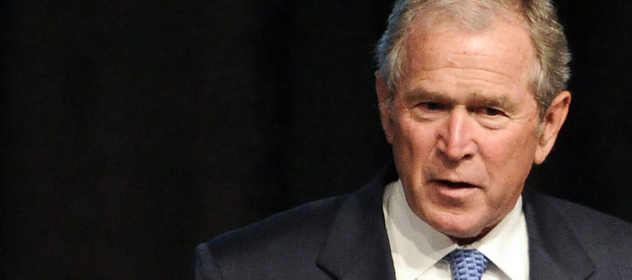 George W. Bush Sends Very LOUD & CLEAR Message To National Anthem Protesters…
