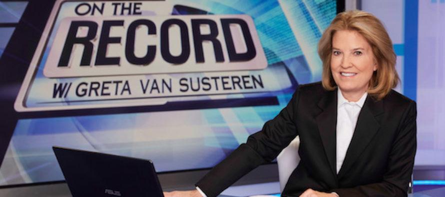 Greta van Susteren Is OUT at MSNBC