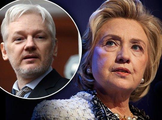 hillary-clinton-julian-assange-wikileaks-claims-armed-isis