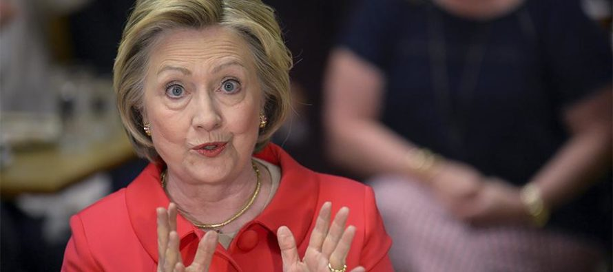 The NOSE DIVE: Hillary's Popularity Among Americans DROPS.