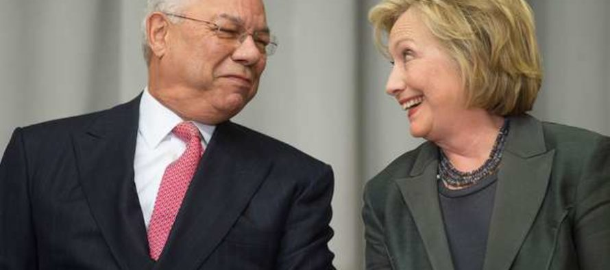 Colin Powell LEAKED Email Rains Fire on Hillary Clinton: 'Hillary Screws Up Everything She Touches'