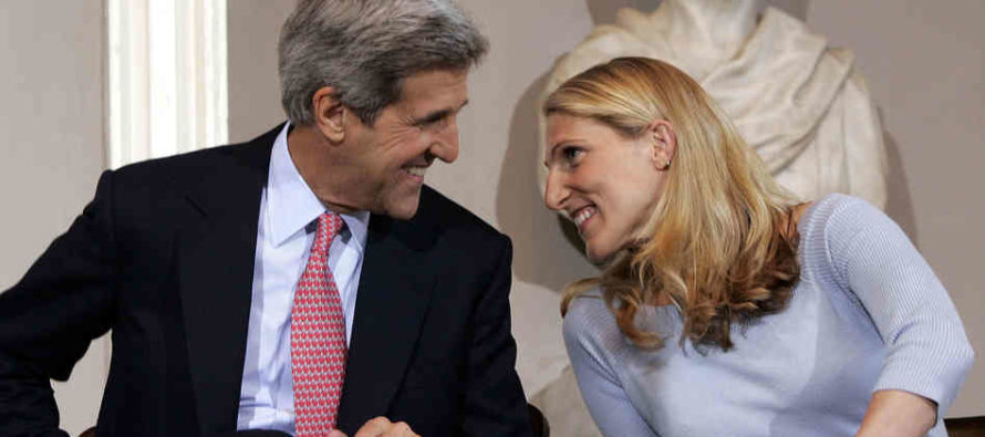 EXTORTION! John Kerry's State Dept Funneling MILLIONS Of Tax Payer's Money To Daughter's Nonprofit!