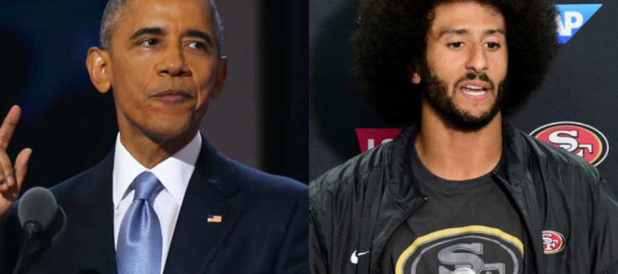 Obama Makes SICKENING Statement About Entitled Kaepernick