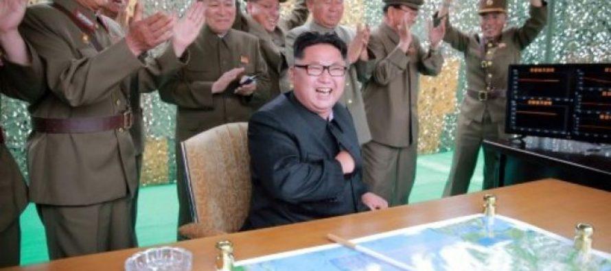 North Korea Fires Ballistic Missiles…  IT'S HAPPENING [VIDEO]