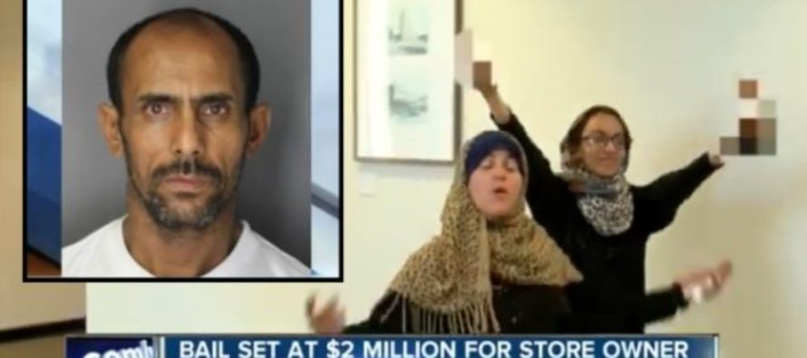 "NEW YORK: Muslim refugee arrested for food stamp fraud, wife CAUGHT saying ""F**k you, F**k America"" (VIDEO)"