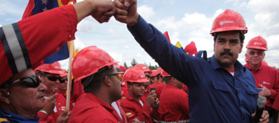 Venezuelan Socialists Reduced to Importing American Oil