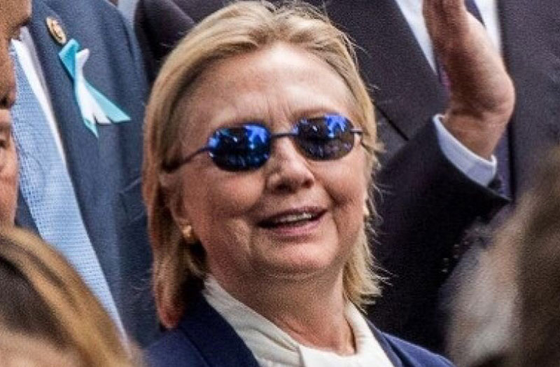 seriously-sick-hillary-clinton-looks-like-no-shower-in-week