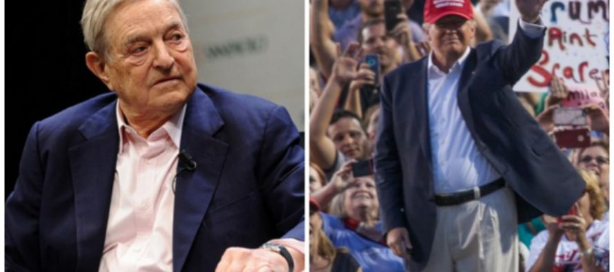 EXPOSED: Soros Funding Fake Veterans' PAC To Take Trump Down
