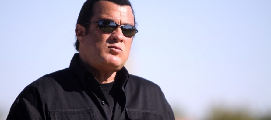 Steven Seagal Opens a Can of WHOOP on Hillary Clinton and Obama — He's Had ENOUGH!