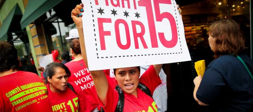 New from the Detroit Free Press: The $15 minimum wage is racist [VIDEO]
