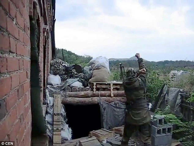ukrain bomb squad