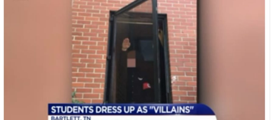 School Has 'Villain Day'…So Students Dress Up As Cops…