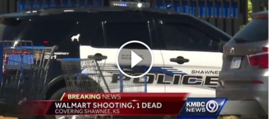 Good Samaritan Saves Woman At Walmart – Using Our 2nd Amendment! [VIDEO]