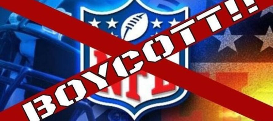 South Carolina Restaurant Will Not Air NFL Games Until the Kneeling Protests Stop