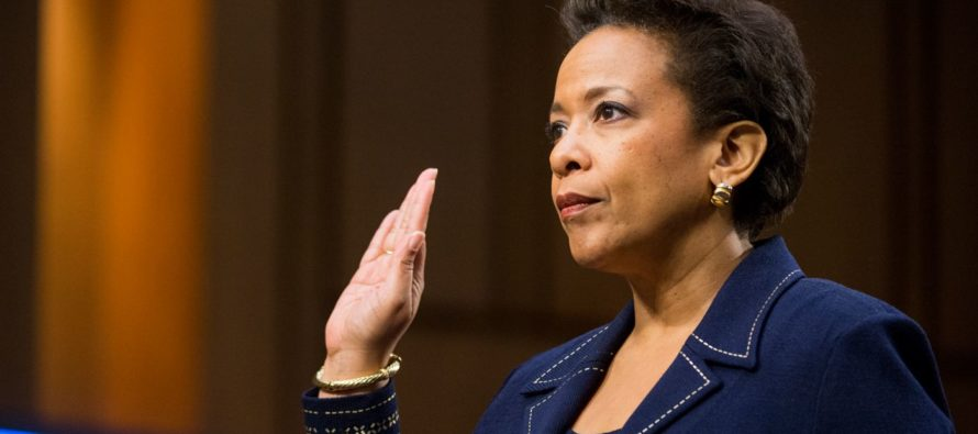 What Is She Hiding? Loretta Lynch Takes The Fifth On Iran 'Ransom' Payments