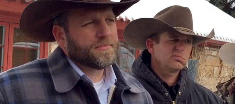 As Bundy Trial Ends With Acquittal, Attorney Is TACKLED And TASERED By US Marshals [VIDEO]