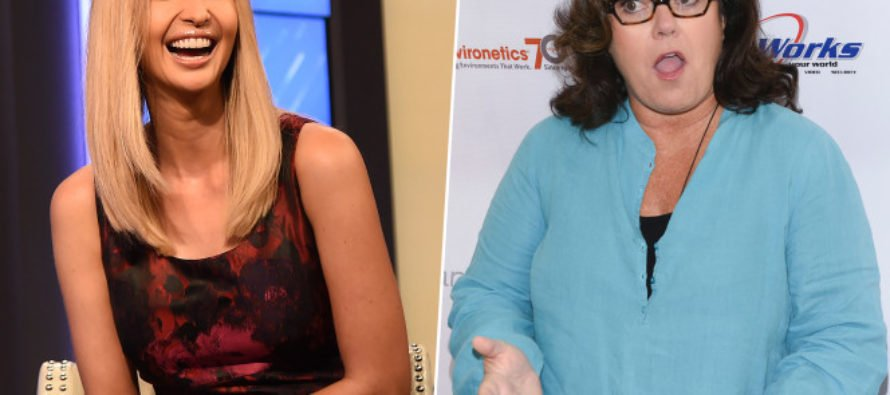 """Rosie O'Donnell Gives Shocking Details Of Her First Encounter With Ivanka Trump – """"She's Absurdly Kind"""" [VIDEO]"""