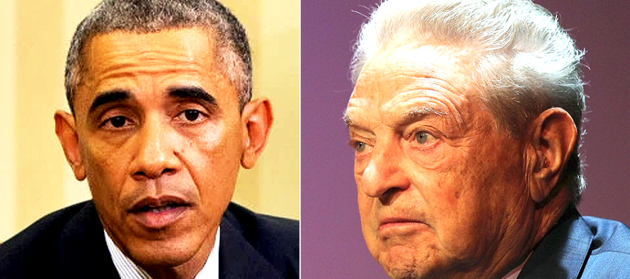 SOROS: Mass Migration Is GREAT – But Make Sure To Spend BILLIONS On Them Each Year