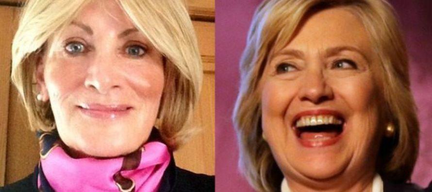 Former Clinton Staffer Linda Tripp on Hillary: She Threw Objects, Screamed, Profanity, Paranoia [AUDIO]
