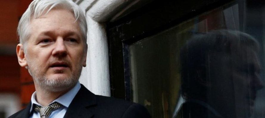 WiKiLeaks: 'It's Been Clear From The Beginning, Hillary Clinton Is Going To Win Election'