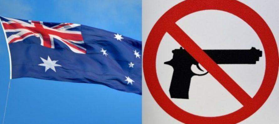 Australia Admits GUN CONTROL Is A Failure – Introduces Solution