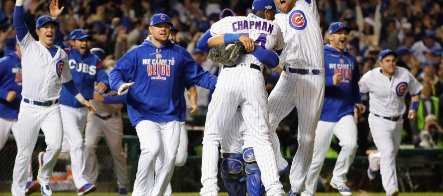 The Chicago Cubs Are Going To The World Series! Fans Go Wild…