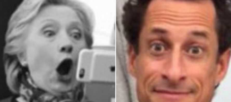FBI REVEALS: Hillary Exposed by Weiner's Once Used Devices