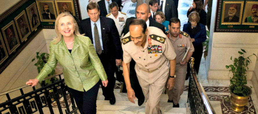 Bill Clinton Caught Boasting Of Hillary's 'Working Relationship' With The Muslim Brotherhood