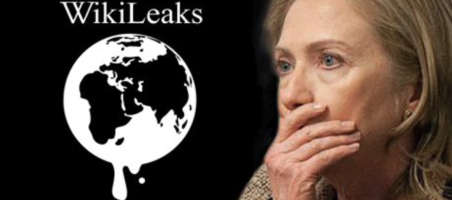 BREAKING: Another MASSIVE WikiLeaks Dump! This Is HUGE