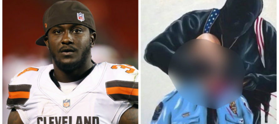 NFL Player Incited Violence Against Police, Had Change Of Heart – Donates Entire Check To Blue Lives