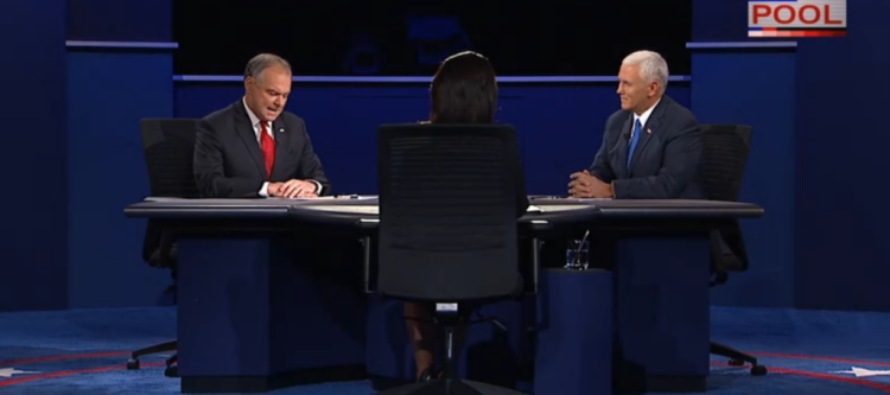 Did You Notice THIS About the VP Debate Last Night? Your Blood Will BOIL…