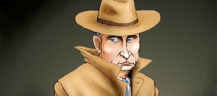 Let's Blame Russia (Cartoon)