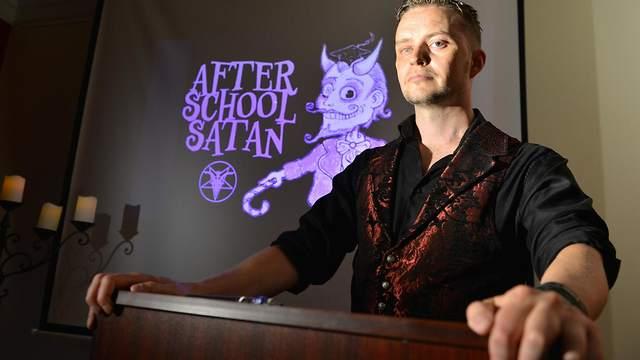 school-satan