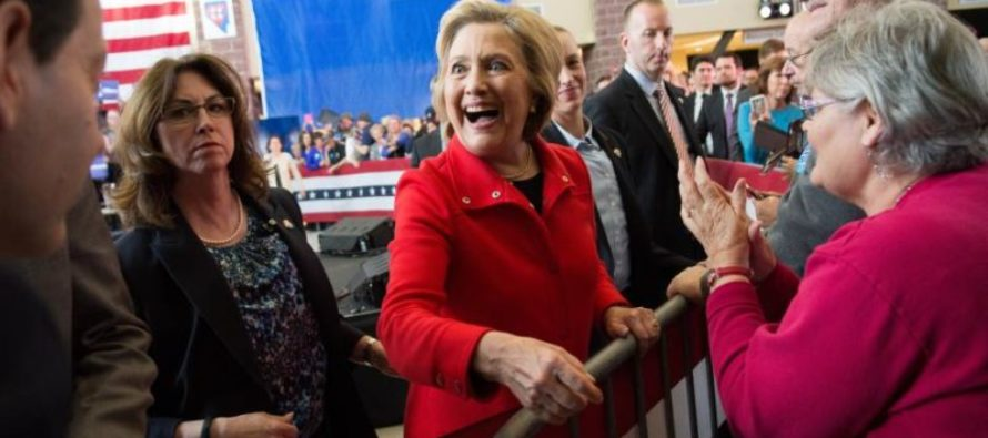 Get Ready: Hillary rumored to be considering another go at the White House in 2020