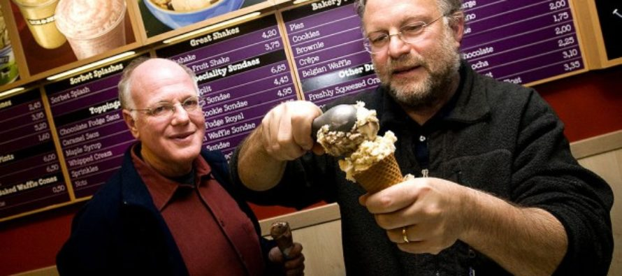 """Ben & Jerry's Ice Cream ENDORSED """"BlackLivesMatter"""" – Police Groups Call For Americans To BOYCOTT!"""
