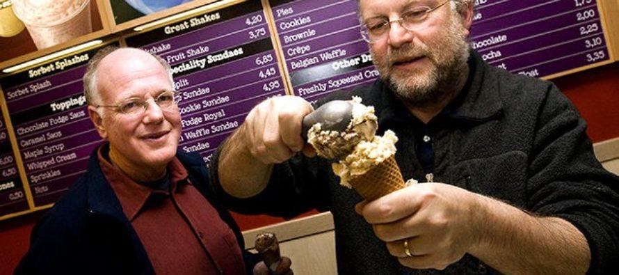 "Ben & Jerry's Endorses BlackLivesMatter With New Ice-Cream Flavor, ""Hands Up, Don't Scoop"""