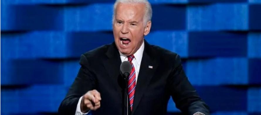 FIGHTING WORDS: Joe Biden Says He Wants To Take Trump Behind The Gym [VIDEO]