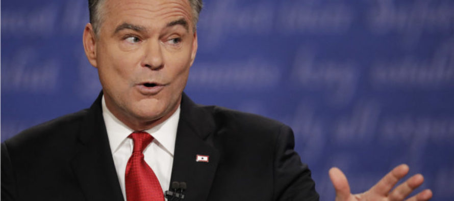 Tim Kaine Gets BAD News After Obnoxiously Interrupting Mike Pence During Debate