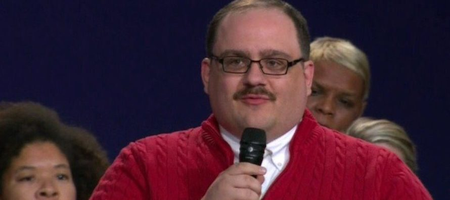 Liberals attack Ken Bone over THOUGHT Crimes [VIDEO]