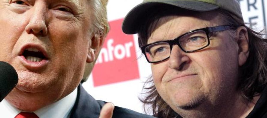 Michael Moore PLEADS To Trump Supporters: 'You Have Every Right To Be Mad, The System Failed You' [VIDEO]