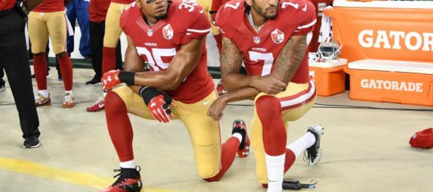 WHOA! If New Law Passes Some NFL Fans Will Be REFUNDED If Players Kneel During the Anthem