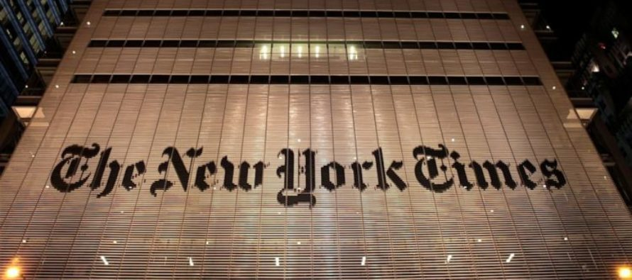 NYT Editor May Go to JAIL for Illegally Publishing Trump's Tax Returns