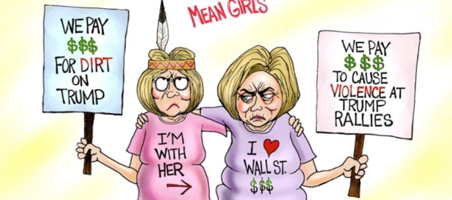 Deplorable Duo (Cartoon)