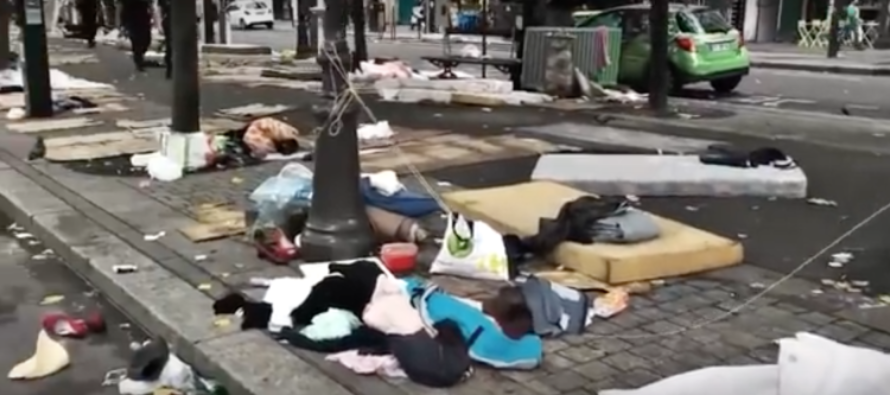 CHILLING: Here's What Paris Looks Like After Mass 'Refugee' Immigration [VIDEO]