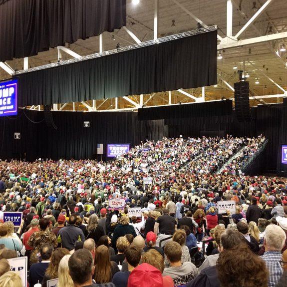 Trump Cleveland Rally