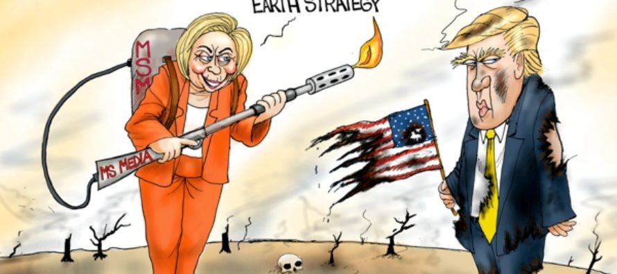 Feel the Scorch (Cartoon)