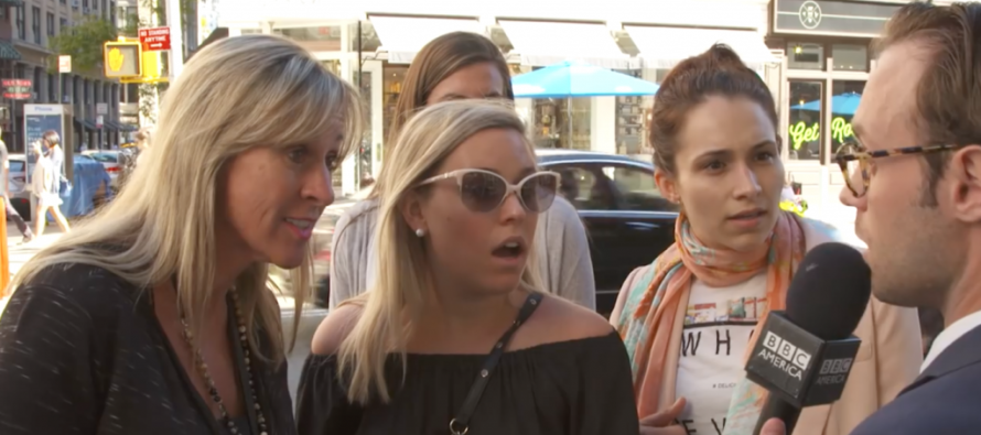 Prankster TV reporter Pranks Clinton Supporters Reporting She's 'Dropped Out'…Reactions Are PRICELESS! [VIDEO]