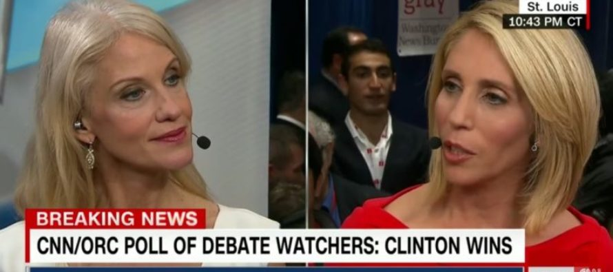 Conway to Smug CNN Host: You Want to Talk Sexual Assault… But Ignoring Clinton Victims Sitting Here [VIDEO]